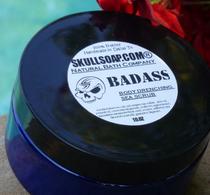 Badass Sea Scrub