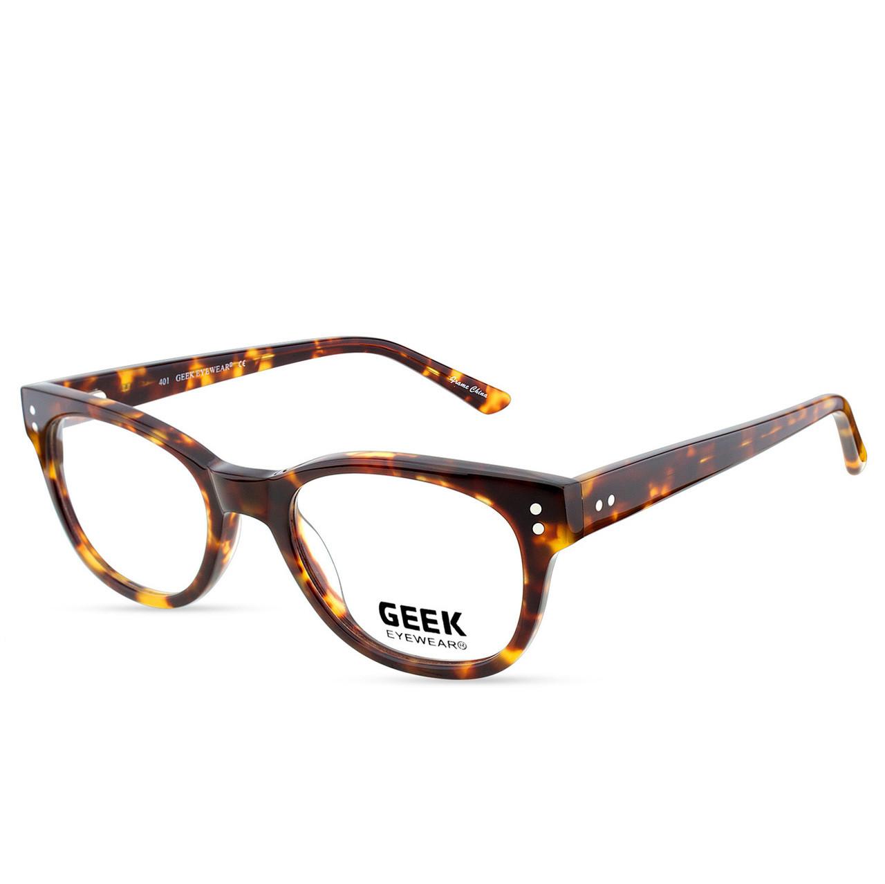 GEEK Eyewear GEEK 401 Tortoise