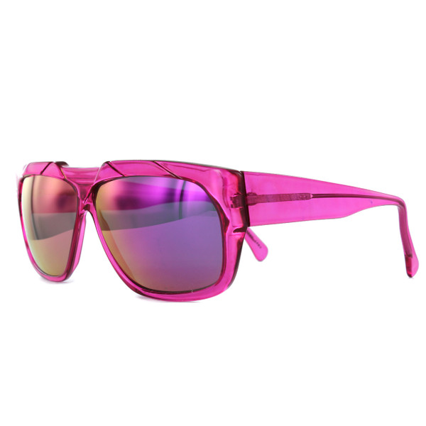 GEEK COUTURE Style NAPOLI Pink Sunglasses