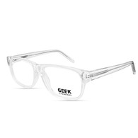 GEEK Eyewear Style Traveller Crystal Clear
