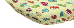 Toddler Cot Sheet/Rest Mat Sheet