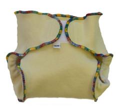 Organic Wool Sprinkles Diaper Cover