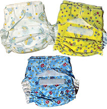 Baby Softwear Cloth Diaper