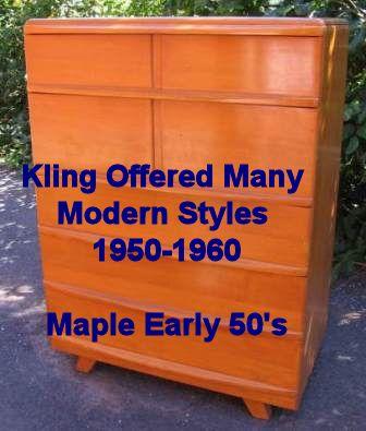 Kling Furniture Basics
