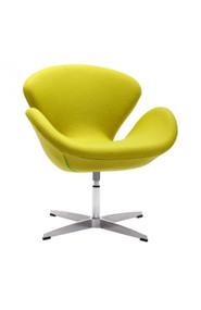 Zuo Modern Pori Occasional Chair Pistachio Green