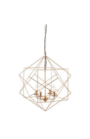 Zuo Modern Penta Ceiling Lamp