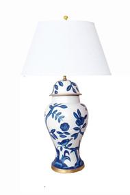 Dana Gibson Cliveden In Blue Lamp