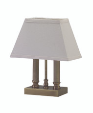 House of Troy Coach Accent Mini Lamp - Antique Brass