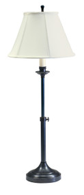 House of Troy Club Adjustable Table Lamp - Oil Rubbed Bronze