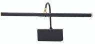 House of Troy Grand Piano LED Clamp Lamp - Black & Brass