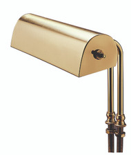 House of Troy Lectern Light - Polished Brass
