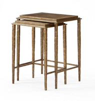 Century Furniture Grand Tour Furniture Nesting Tables - Set Of Two SF5152