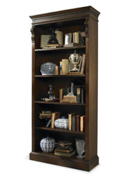 Century Furniture Chelsea Club Oxford Bookcase 36H-781