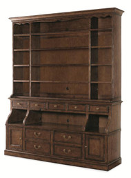 Century Furniture Bob Timberlake Home for Century The Fritz Family Bookcase Wall Unit Deck T29-782