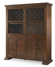 Century Furniture Bob Timberlake Home for Century Farmhouse Wine Cabinet T31-462