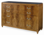 Century Furniture Artefact Nordic Chest With Marble Top 719-705M