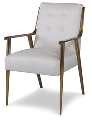Century Furniture Century Chair Ziva Metal Dining Chair 3420A