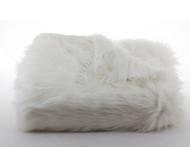 Tourance Australian Sheep Throw in Ivory