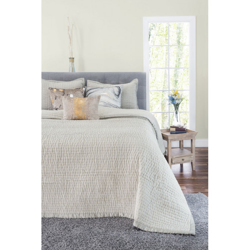 Cloud9 Design Ivy King/Queen Size Quilt IVY01-GY