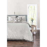Cloud9 Design Silver King/Queen Size Duvet SILVERDVT-WH