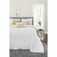 Cloud9 Design Willow King/Queen Size Quilt WILLOW01-IVBG