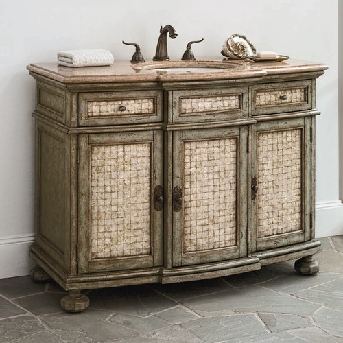 Ambella Andalusian Large Sink Chest