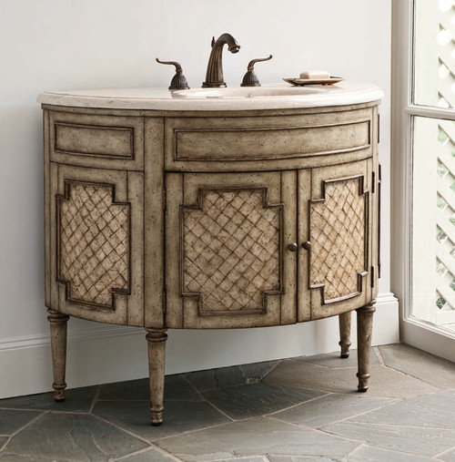Ambella Patrician Large Sink Chest