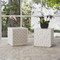 Ambella Limestone Toggle Mini Table