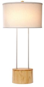 Thumprints Nandina Table Lamp