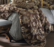Isabella Collection by Kathy Fielder Alex Floral Duvet