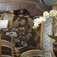 Isabella Collection by Kathy Fielder Alex Pieced Sham