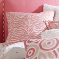 Isabella Collection by Kathy Fielder Baylee 18 x18 Zebra Pillow
