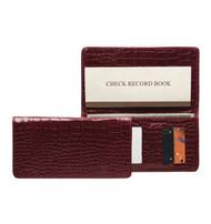 Raika USA Checkbook Cover