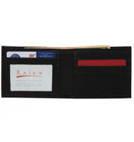 Raika USA Men's Bifold Wallet