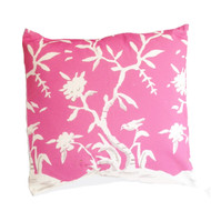 """Dana Gibson Cliveden In Pink 22"""" Pillow"""