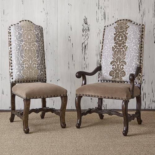 Ambella Florence Arm Chair - Triana / Gibson