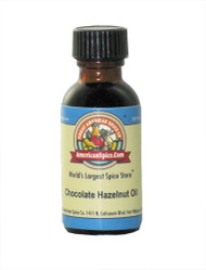 Chocolate Hazelnut Oil
