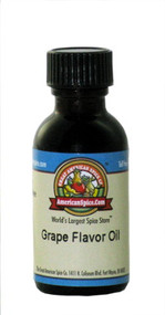 Grape Flavor Oil