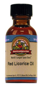 Red Licorice Oil