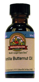 Vanilla Butternut Oil