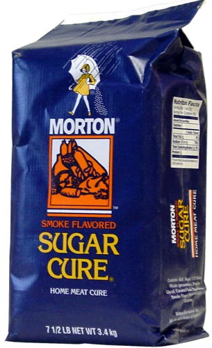Morton Smoke Flavored Sugar Cure (7.5 lbs)