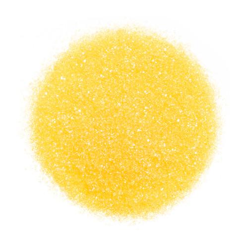Pastel Yellow Sanding Sugar