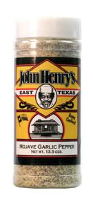John Henry's Mojave Garlic Pepper