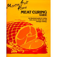 Morton Salt Home Meat Curing Guide