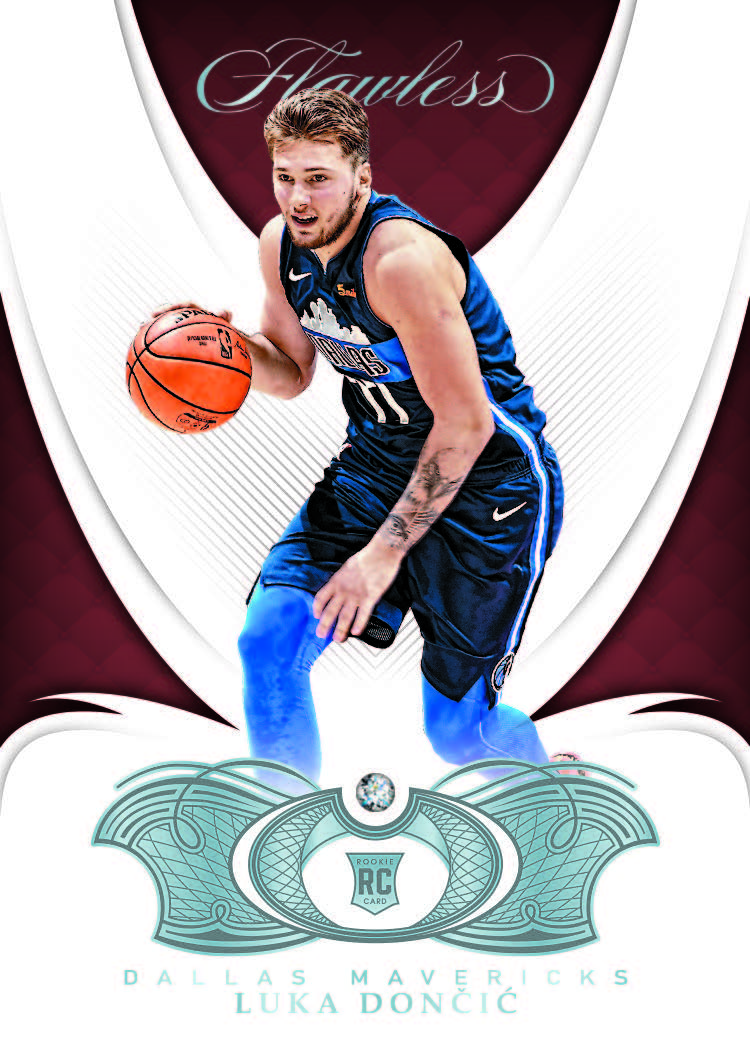 Preview 2018 19 Panini Flawless Basketball Trading Cards