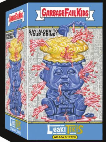 2020 Topps Garbage Pail Kids 35th Anniversary Series 2 Trading Cards GPK Wacky Packages Insert Sticker Card