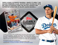 2017 Topps Clearly Authentic Baseball 20 Box Case