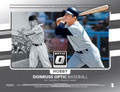 2017 Panini Donruss Optic Baseball Hobby 12 Box Case