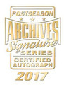 2017 Topps Archives Signature Postseason Edition Baseball 20 Box Case