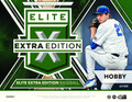 2017 Panini Elite Extra Edition Baseball Hobby 20 Box Case